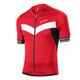 Löffler Pro Victory - Maillot manches courtes Homme - rouge/blanc